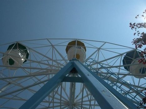 Family Stuck at Top of Ferris Wheel as Employees Begin Closing Park | Troy West's Radio Show Prep | Scoop.it