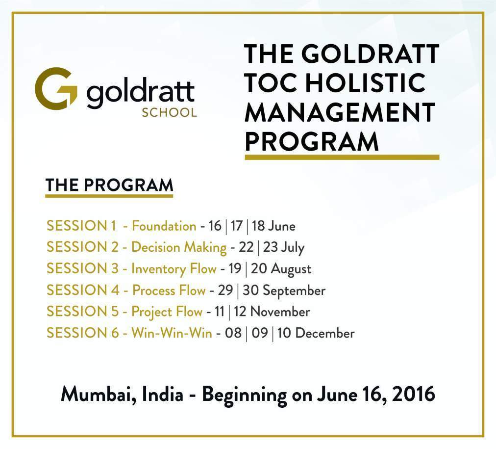 toc holistic management program mumbai toc holistic management program mumbai