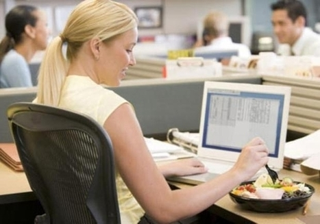 16 Things You Should Do On Your Lunch Break Every Day | Troy West's Radio Show Prep | Scoop.it