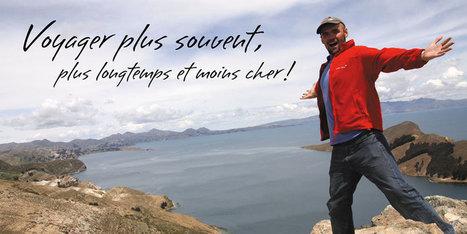 Trip-interview de Fabrice d'Instinct Voyageur | Jet-lag, le magazine féminin de voyage | Scoop.it