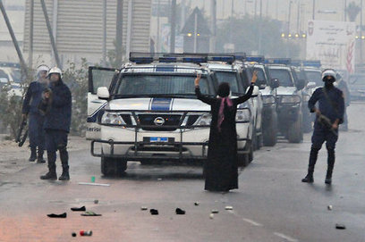 An Activist Stands Her Ground in Bahrain by Robert Mackey | Twit4D | Scoop.it