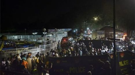 Pakistan explosion leaves many dead at Lahore park | Regional Geography | Scoop.it