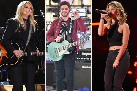 POLL: Who Should Win Best Country Song at the 2017 Grammy Awards? | Country Music Today | Scoop.it