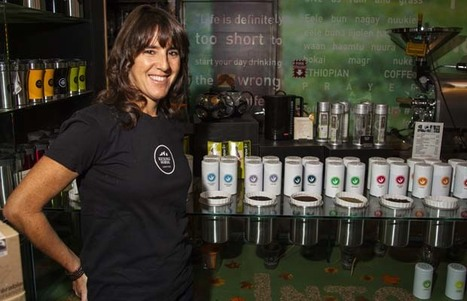B.C entrepreneur celebrates the sweet smell of (Kicking Horse Coffee) success   Food issues   Scoop.it