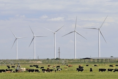 Obama's Green Revolution: Tax Credits for Wind, Solar Power | TIME.com | Greener World | Scoop.it