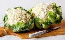 "Cauliflower Prevent Various Cancers: Thanks to Sulforaphane Compounds (just like broccoli"") 