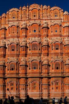 Hawa Mahal, Jaipur, India.   Beautiful places.   Scoop.it
