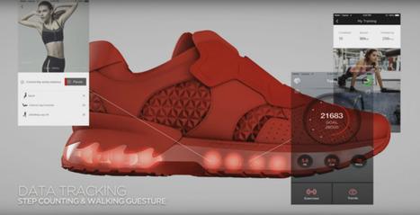 Lenovo hace un zapato de deporte inteligente que puedes usar como controlador de juegos?? | The Verge | eSalud Social Media | Scoop.it
