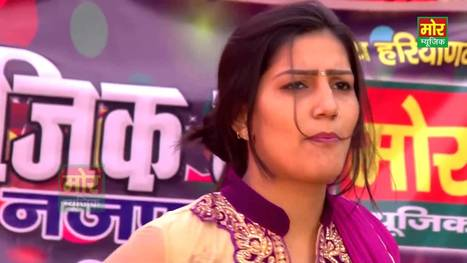 Mann Mann Ke Thumke Sapna Dance Video | Sapna Dance | Scoop.it