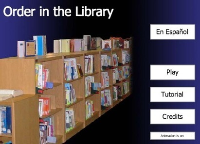 Order in the Library | University of Texas at Austin School of Information | Library Websites and Projects | Scoop.it