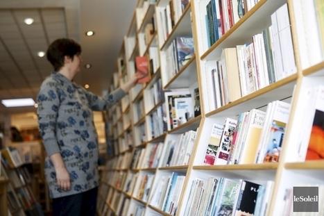 Au Québec: Revanche des librairies indépendantes | Le Soleil, Québec | Thrillers + | Scoop.it