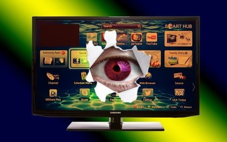 Your Samsung SmartTV Is Spying on You, Basically | Internet of Things | Privacy | CyberSecurity | Skolbiblioteket och lärande | Scoop.it