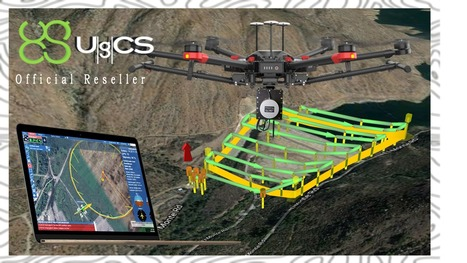 UAV LiDAR System for Commercial Use | Modus Rob