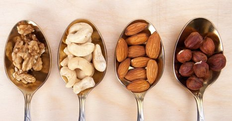 The Top 9 Nuts to Eat for Better Health | Vegetarian and Vegan | Scoop.it