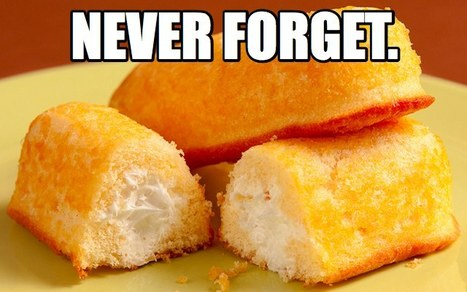 Twitter Mourns Twinkies: 140 Cream-Filled Characters of Sadness | Prozac Moments | Scoop.it