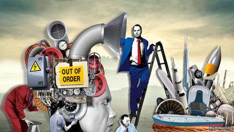 Has the ideas machine broken down? | Maven Pop | Scoop.it