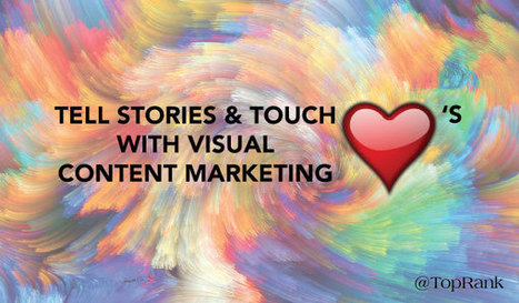 Telling Your Story: 5 Ways To Add Compelling Visuals to Your Content | Just Story It! Biz Storytelling | Scoop.it