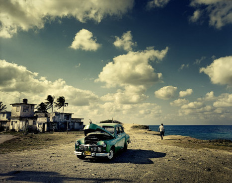 Cuban Evolution: Photographs by Joakim Eskildsen   What's new in Visual Communication?   Scoop.it