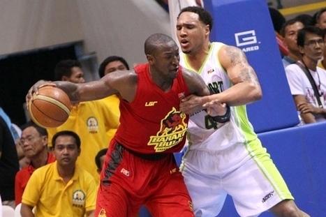 Allen Durham démarre son été philippin avec un invraisemblable triple-double | Basket ball , actualites et buzz avec Fasto sport | Scoop.it
