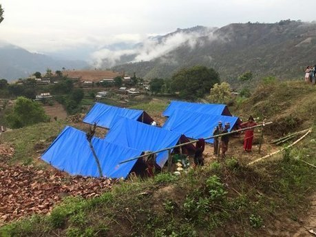 Global Giving Relief Fund: | Nepal - The Mountain Volunteer: Heal - Teach - Build | Scoop.it