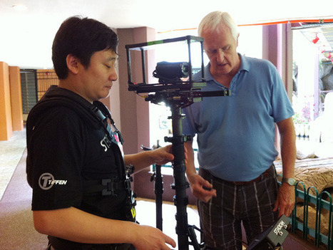 DSLR News Shooter | Learning to Fly: Steadicam Gold workshop 2012 | Video For Real Estate | Scoop.it