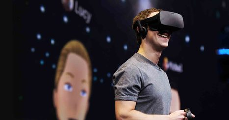 Mark Zuckerberg's VR Selfie Is a Bigger Deal Than You Realize | #Facebook #VirtualReality #SocialMedia #Oculus | Social Media and its influence | Scoop.it