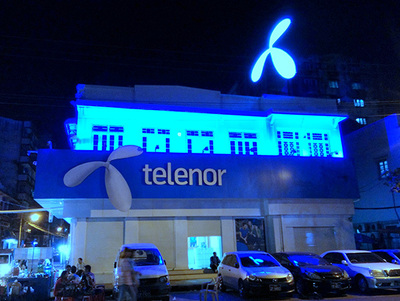 Telenor CEO: Myanmar cash flow to stay positive despite heavy roll-out