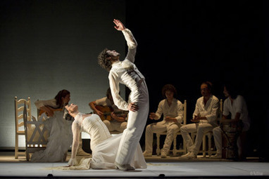 New flamenco talents make way for themselves at Seville's Bienal de Flamenco 2012 | Andalusian Culture and Society | Scoop.it