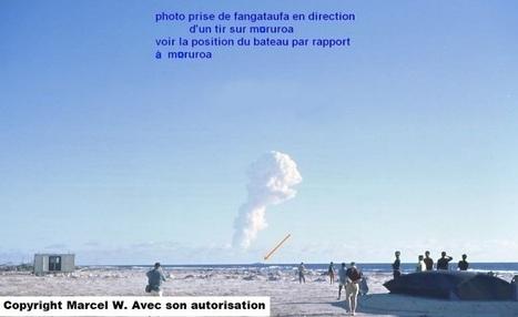 Essai ARCTURUS, du 2 juillet 1967 | Fangataufa.Moruroa | Scoop.it