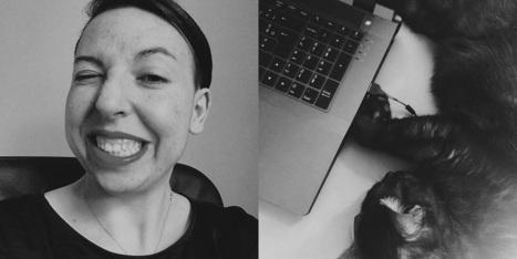 La sensation que l'on ressent quand on décroche une mission est fabuleuse ! Interview de Jessica, community manager freelance | L'actu Freelance par 404Works | Scoop.it