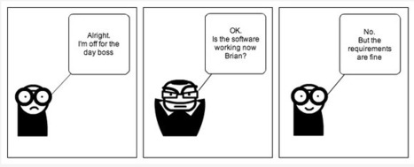 Brian the Business Analyst - part 2 | Agile FUn | Scoop.it