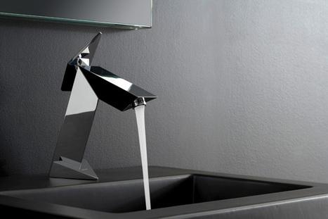 Modern Bathroom Faucet Collection   STEALTH   GRAFF   Art, Design & Technology   Scoop.it
