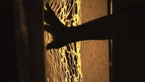 Interactive Fabric Creates Light And Music When Touched [Video]   Technology is the Mind   Scoop.it