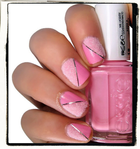 Nailderella: Born Pretty Flocking Powder | Nails and manicure | Scoop.it