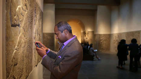 So Many Stories to Tell for Met's Digital Chief | Réinventer les musées | Scoop.it