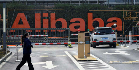 La Chine inflige à Alibaba une amende de2,34milliards d'euros pour abus deposition dominante ...