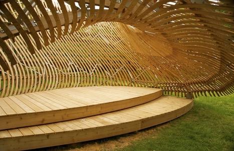 ContemPLAY pavilion | Architecture, design & algorithms | Scoop.it
