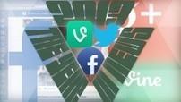 L'actu des réseaux sociaux en 2013: qui est le grand gagnant? Facebook? Twitter? ou Snapchat? | Social media - news et Stratégies | Scoop.it