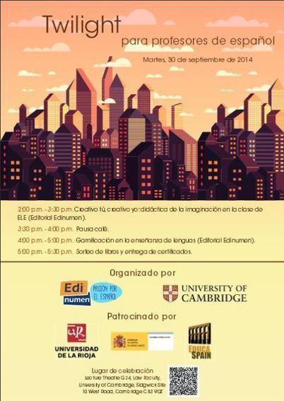 Twilights para profesores de español | Noticias EducaSpain | Scoop.it