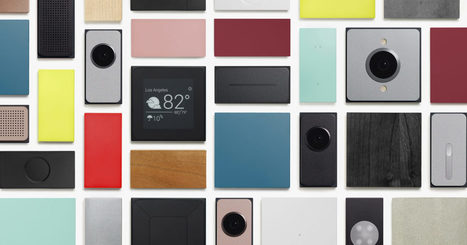 Project Ara Lives: Google's Modular Phone Is Ready for You Now | À l'agenda | Scoop.it