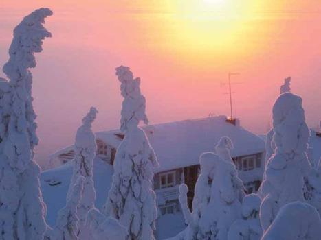 Finland (Lapland) Ski Holidays - Crystal Ski | Finland | Scoop.it