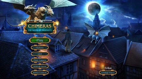 Chimeras: The Signs of Prophecy Walkthrough: From CasualGameGuides.com | Casual Game Walkthroughs | Scoop.it