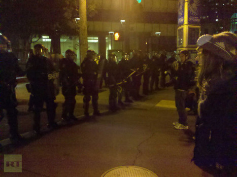 Occupy camps under attack across America   POLITICS BY M   Scoop.it