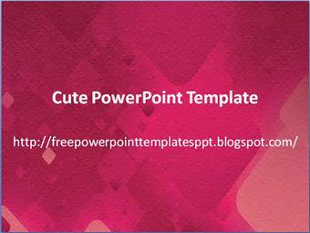 Free cute powerpoint template download backgr free cute powerpoint template download background for presentation toneelgroepblik Choice Image