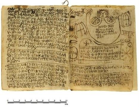Descifran un códice egipcio de hace 1.300 años | DOCUARCH | Scoop.it