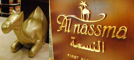 Al Nassma, le chocolat au lait de chamelle : de Dubaï à Paris   Offrir un cadeau express de qualité   Scoop.it
