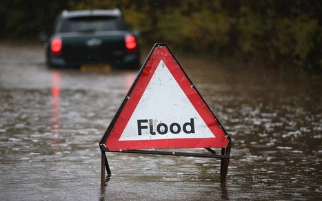 200 flood warnings as Britain braces itself for more heavy rain - Telegraph.co.uk | Climate Chaos News | Scoop.it