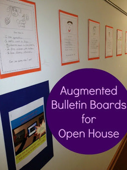 Kleinspiration: Tons of Classroom Examples Using Augmented Reality with @Aurasma - A Complete How-To Guide!   Anything and Everything Education   Scoop.it