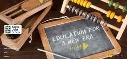 Steve Jobs Schools Open in The Netherlands|Mobile Marketing Watch | Social Media | Scoop.it