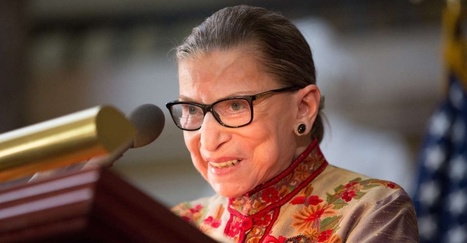 Why Ruth Bader Ginsburg's handwritten note to an 8-year-old girl matters — especially now. | enjoy yourself | Scoop.it